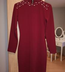 Nova haljina s perlicama