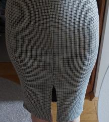 Karirana uska suknja