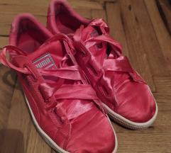 Pink puma basket tenisice