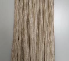 NOVA zlatna suknja