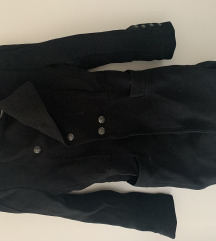 Zara kaput crni