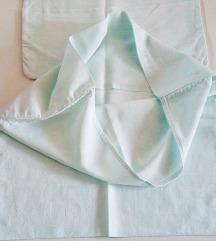 Jastučnice damast male i jedna velika