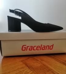 Cipele s blok petom