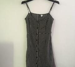 H&M karirana haljinica