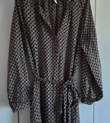 H&M midi haljina iz ELLE kolekcije