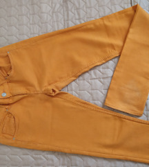 Narančaste traperice
