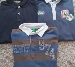 Lot Benetton i OVS polo majica za dječake