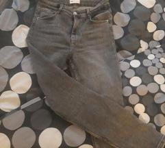 Zara high waist slim jeans