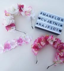 MarFlor cvjetni rajf/tijara/vjenčić