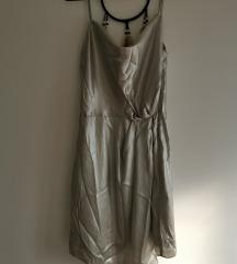 H&M satenska haljina 🔥S POŠTARINOM 🔥
