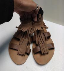 nove boho sandalice