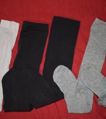 Lot samostojećih čarapa