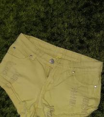 Kratke hlačice xs