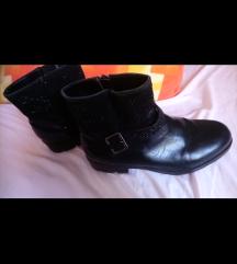 Kožne čizme 👢