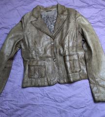 Kožna jakna sako