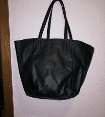 Casual crna torba