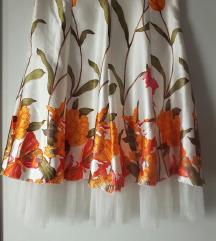 uttam london floral suknja