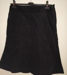 Plišana suknja 42
