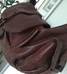 Kožna torba (tete i ujaci)