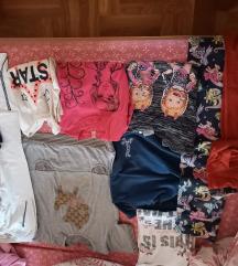 Lot 10-12, tajice,majice,suknja
