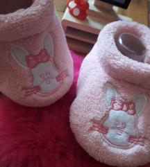 Nove baby papuće - novorođenče