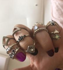 Prstenje + poštarina