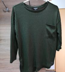 tamnozelena majica