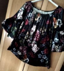Velvet baršunasta majica 40