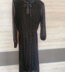 Midi haljina na točkice