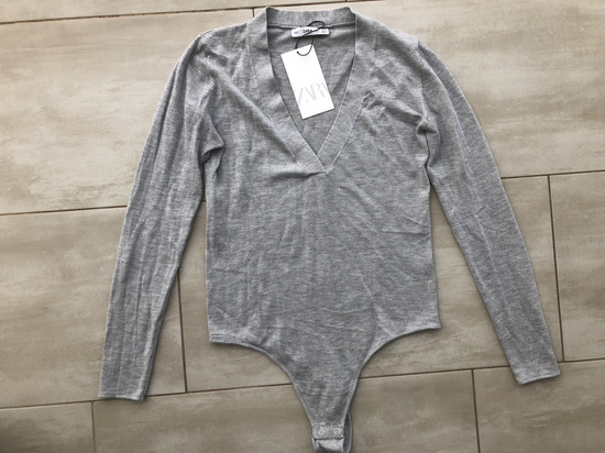 Zara body novo s etiketom vuna