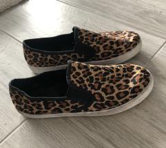 Leopard espadrile