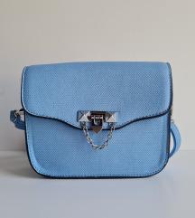 Svjetloplava torbica
