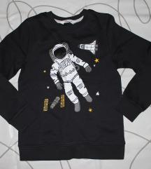 H&M 134 140 sweatshirt vesta nova s etiketom
