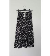 Reserved nova midi suknja