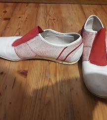 Kožne sportske cipele