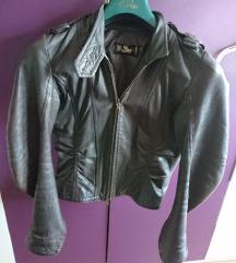 Ženska jakna prava koža