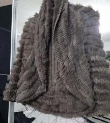 Krznena jaknica M povoljno