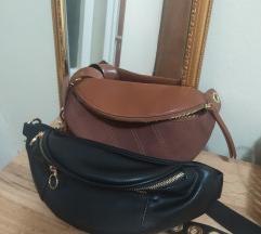 Dvije nenosene torbice