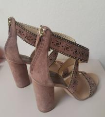 Zara ljetne sandale