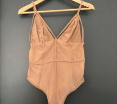 Nude prozirni sexy body