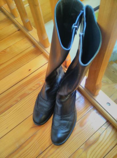Čizme kožne 41