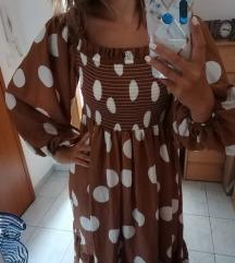 H&M hit haljina s točkama M