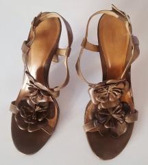 ROSSI kožne sandale