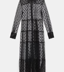 Zara haljina na točkice