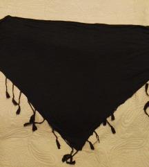 Crna marama s resicama