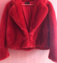 Krznena jakna