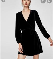 Zara mini barsunasta haljina