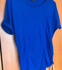 Tally Weijl modro plava majica