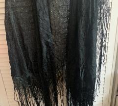 Pasmina crna