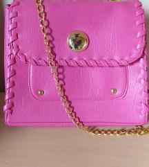 Roza torbica na lanac